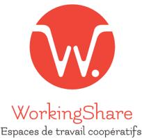 logo WorkingShare coworking à La Rochelle
